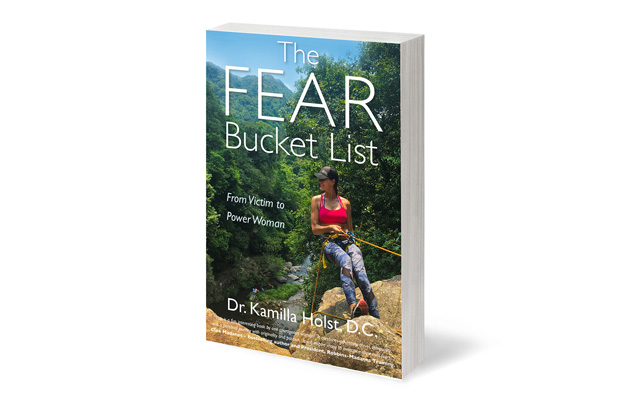 """Book Launch of """"The Fear Bucket List"""""""