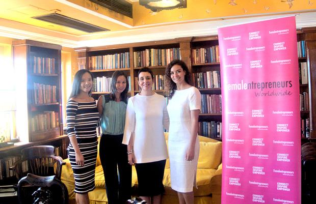 Hagar's Global CEO Visits Hong Kong