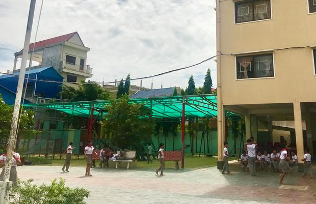Jacqueline's Visit to Hagar Cambodia