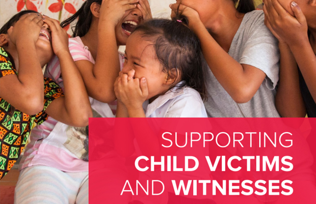 Supporting Child Victims and Witnesses in Legal Processes