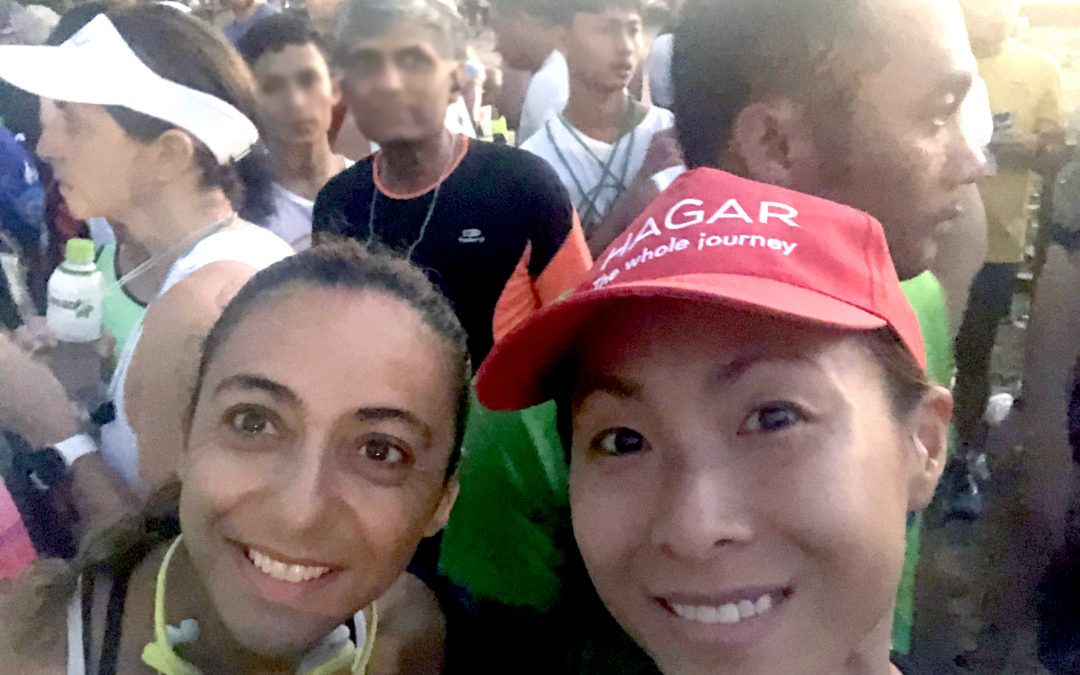 """Thank You for Supporting Hagar's """"Run For Freedom 2018""""!"""