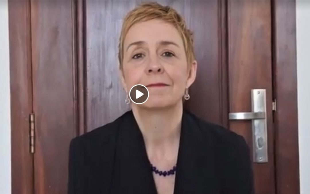 Video: Global CEO Shares About Her Visit to Afghanistan